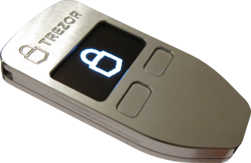 Trezor Hardware Wallet – Secure and physical control of your coins